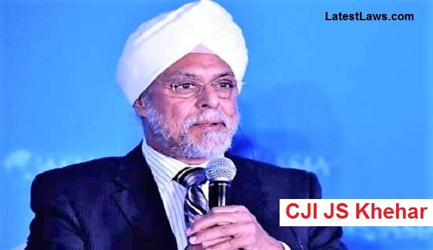 CJI JS Khehar