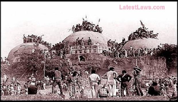 Babri Masjid site