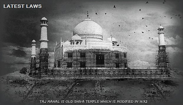 Taj Mahal is Mausoleum or Shiva Temple