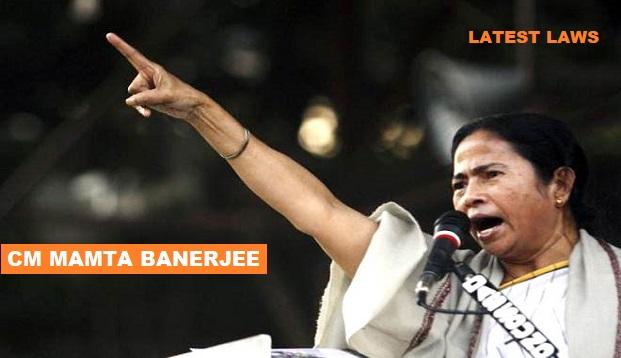 Mamta Banerjee blasts Judiciary