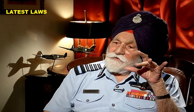 Marshal Arjan Singh no more