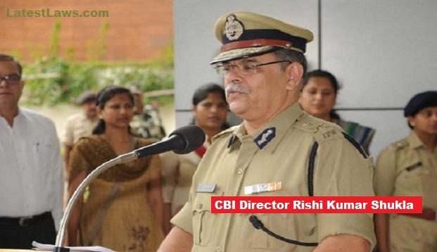 CBI Row: IPS Officer Rishi Kumar Shukla appointed as new CBI