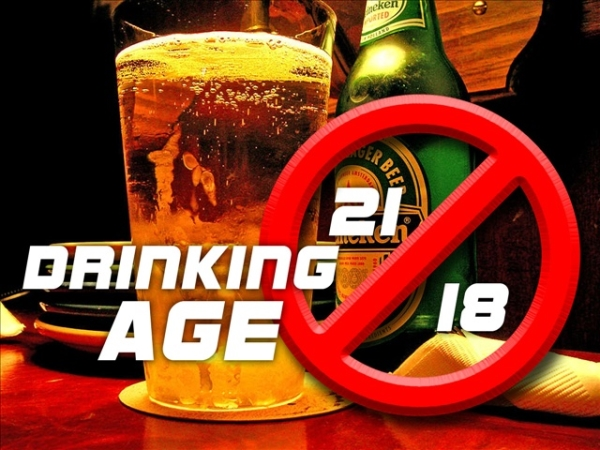 Drinking age in India