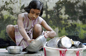 Child Labour is Offence