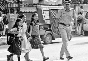 child friendly police