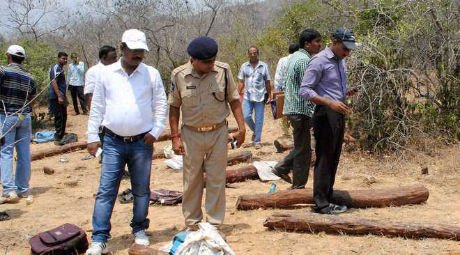 Chittoor encounter: Court registers case under Section 302 IPC