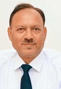 Law Officer Sunil Gupta