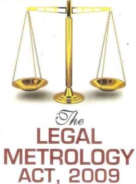 Legal Metrology Act,2009