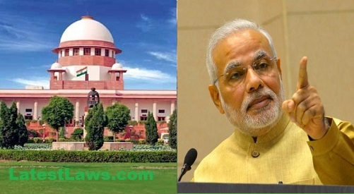SC Bails out PM Modi