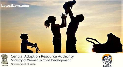 CARA, Central Adoption Resource Authority
