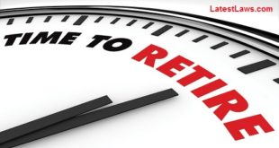 Compulsory Retirement Orders
