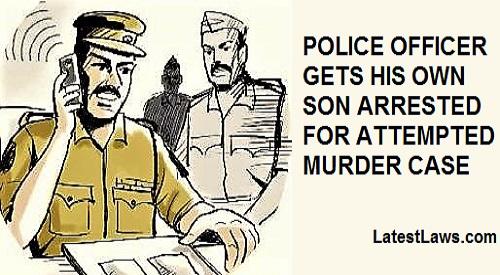 Honest Police Officer