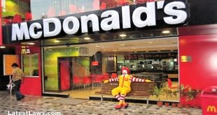 McDonald Fast Food Chain