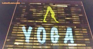 Yoga Day at UN Headquarter