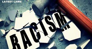 Anti Racial abuse Law