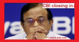 Ex. Finance Minister P Chidambaram in Aircel Case