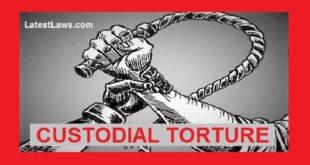 Custodial Torture