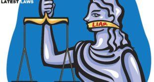 Lies in Court