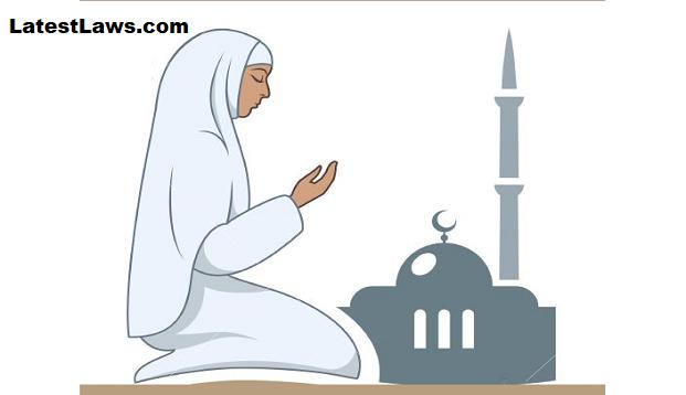 Namaz led by Women Imam