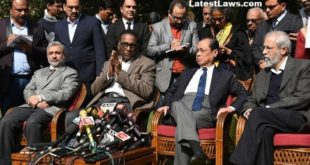 Supreme Court Judges Press Conference