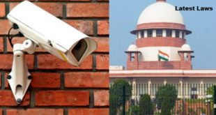 CCTVs in Courts and Tribunals