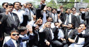 Lawyers on Strike