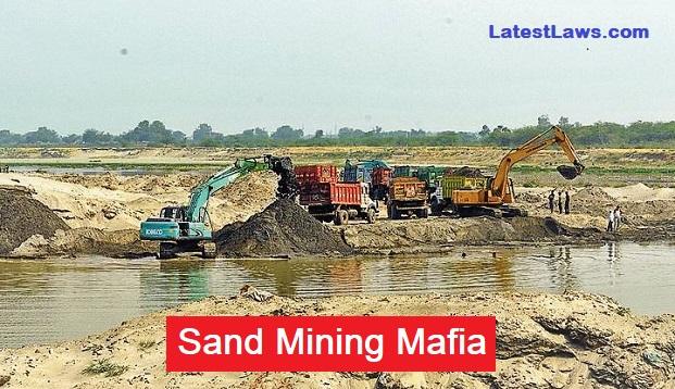 Sand Mining Mafia