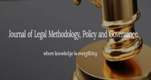 Journal-legal-methodology-policy-governance