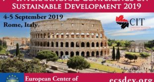 7th International Conference on Sustainable Development